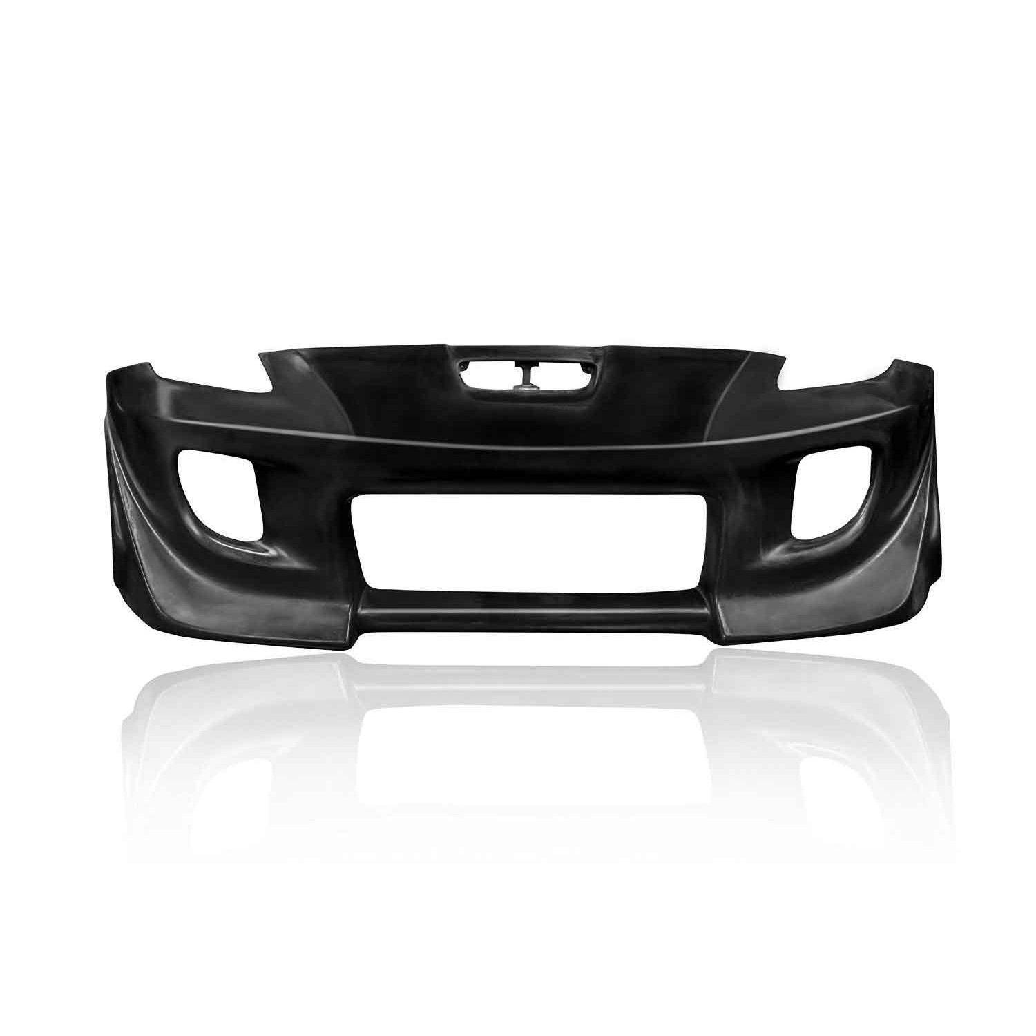 Toyota Celica 2000-2005 Blits Style 1 Piece Polyurethane Front Bumper