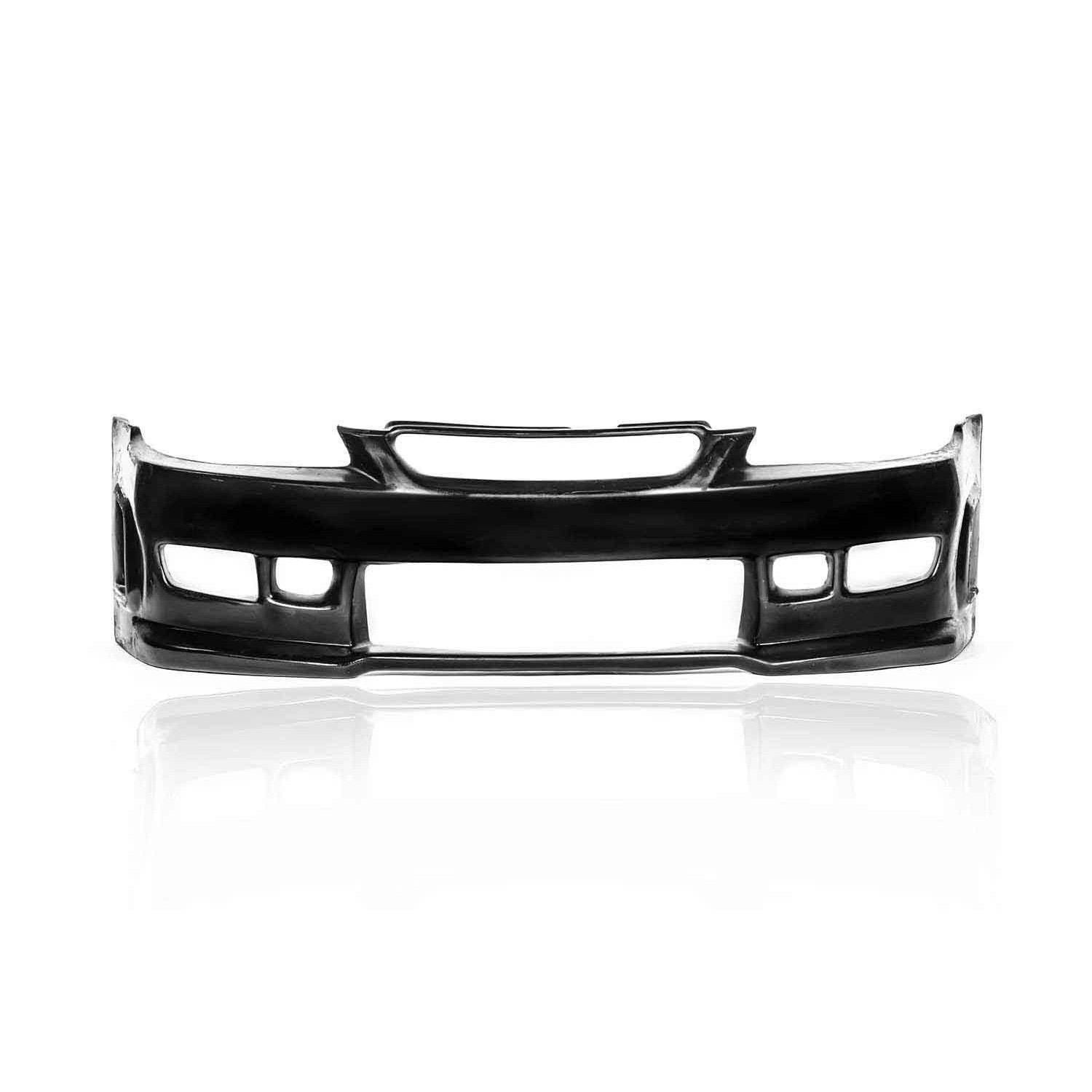 Honda Accord ALL 1998-2002 BW Spec Style 1 Piece Polyurethane Front Bumper