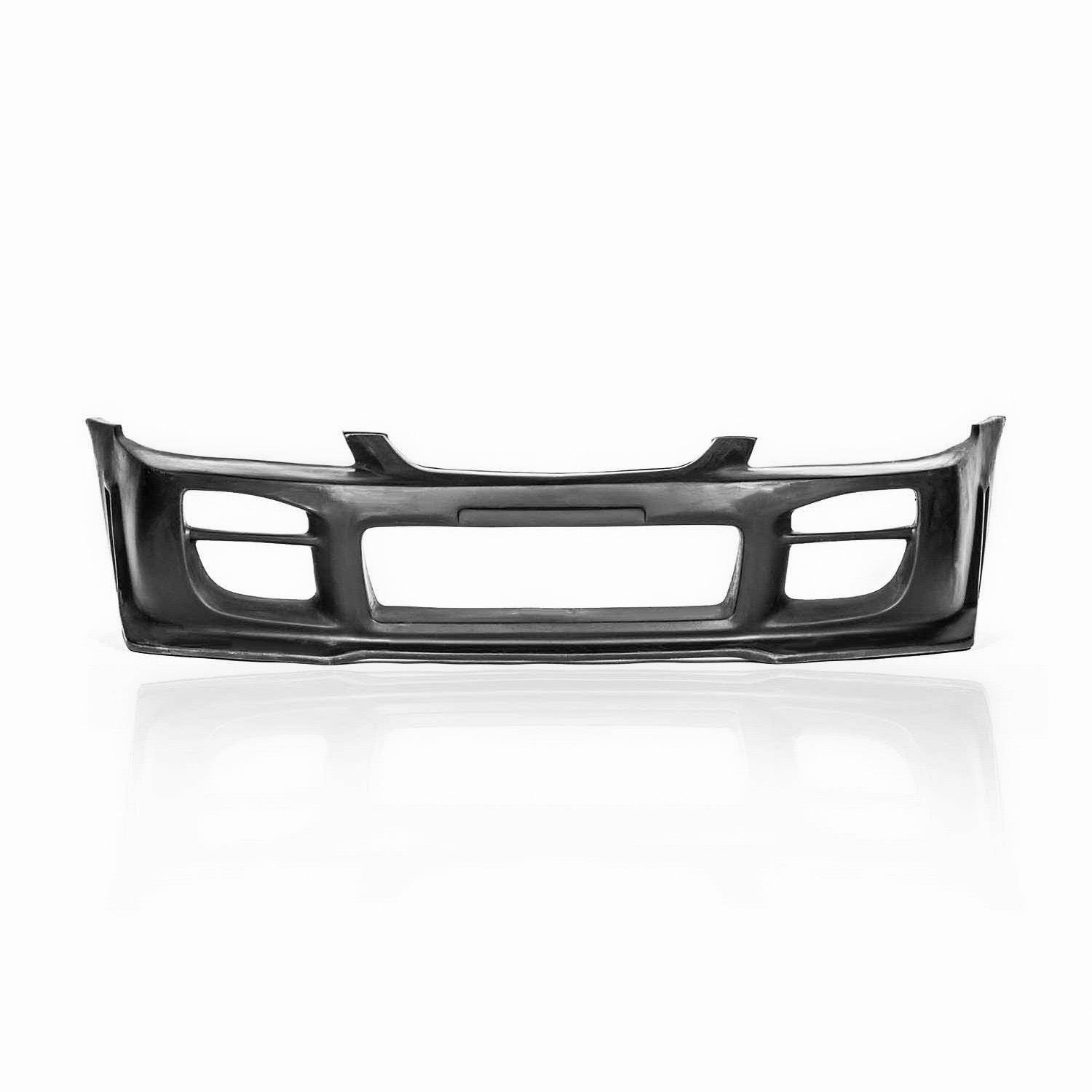 Honda Accord ALL 1998-2002 R34 Style 1 Piece Polyurethane Front Bumper