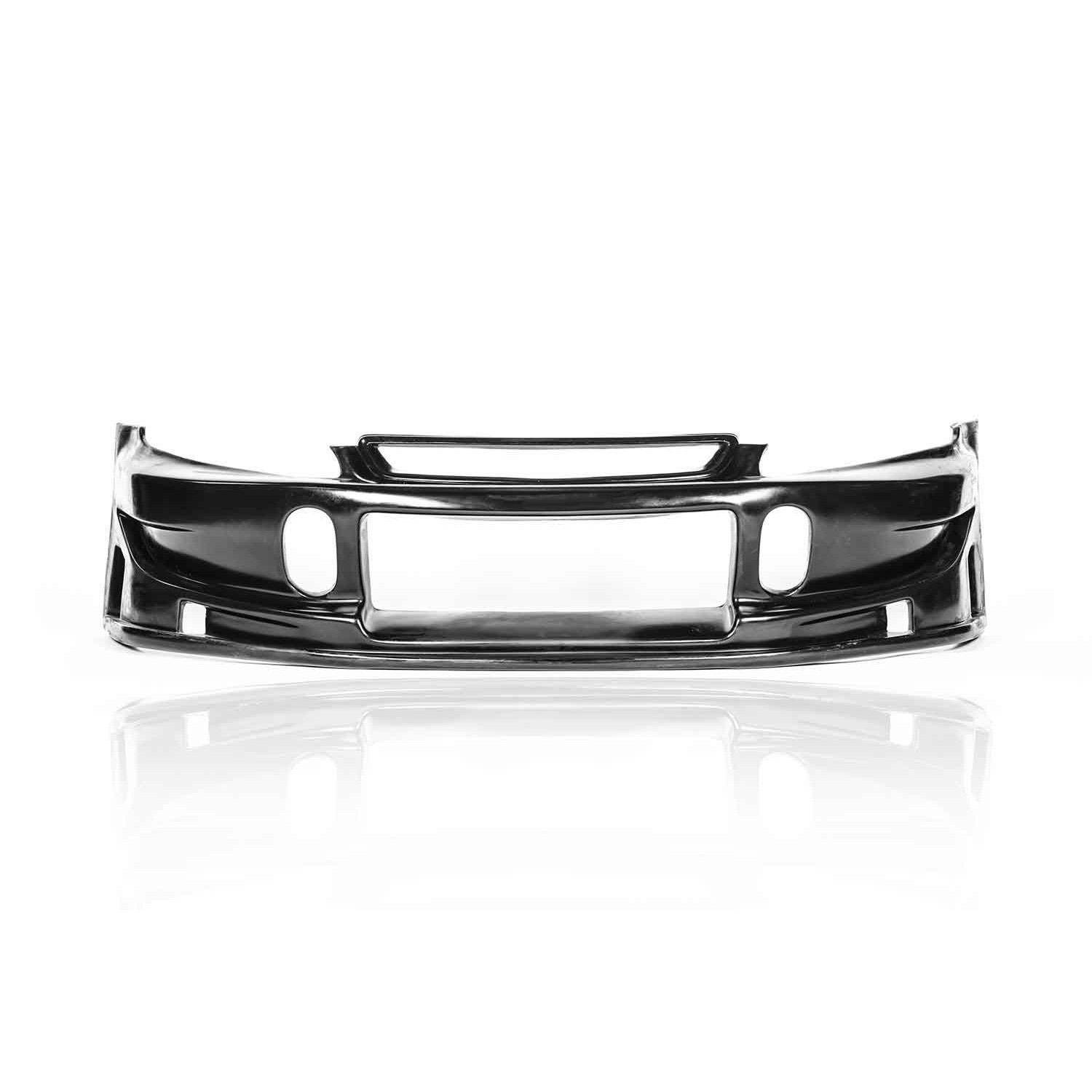 Honda Civic ALL 1999-2000 BC Spec Style 1 Piece Polyurethane Front Bumper
