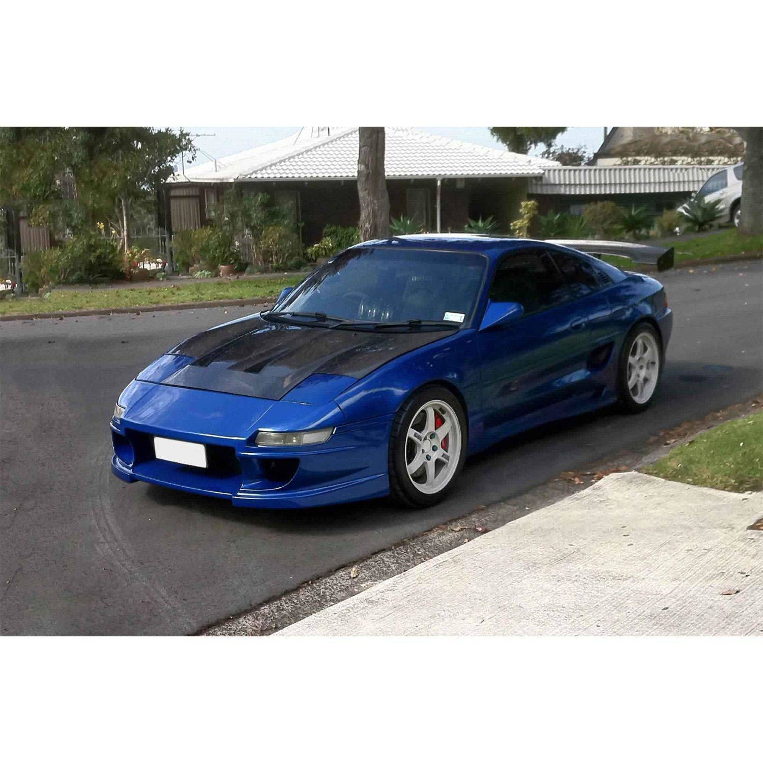1991 Toyota Mr2 For Sale: Toyota MR2 1991-1995 Border Style 1 Piece Polyurethane