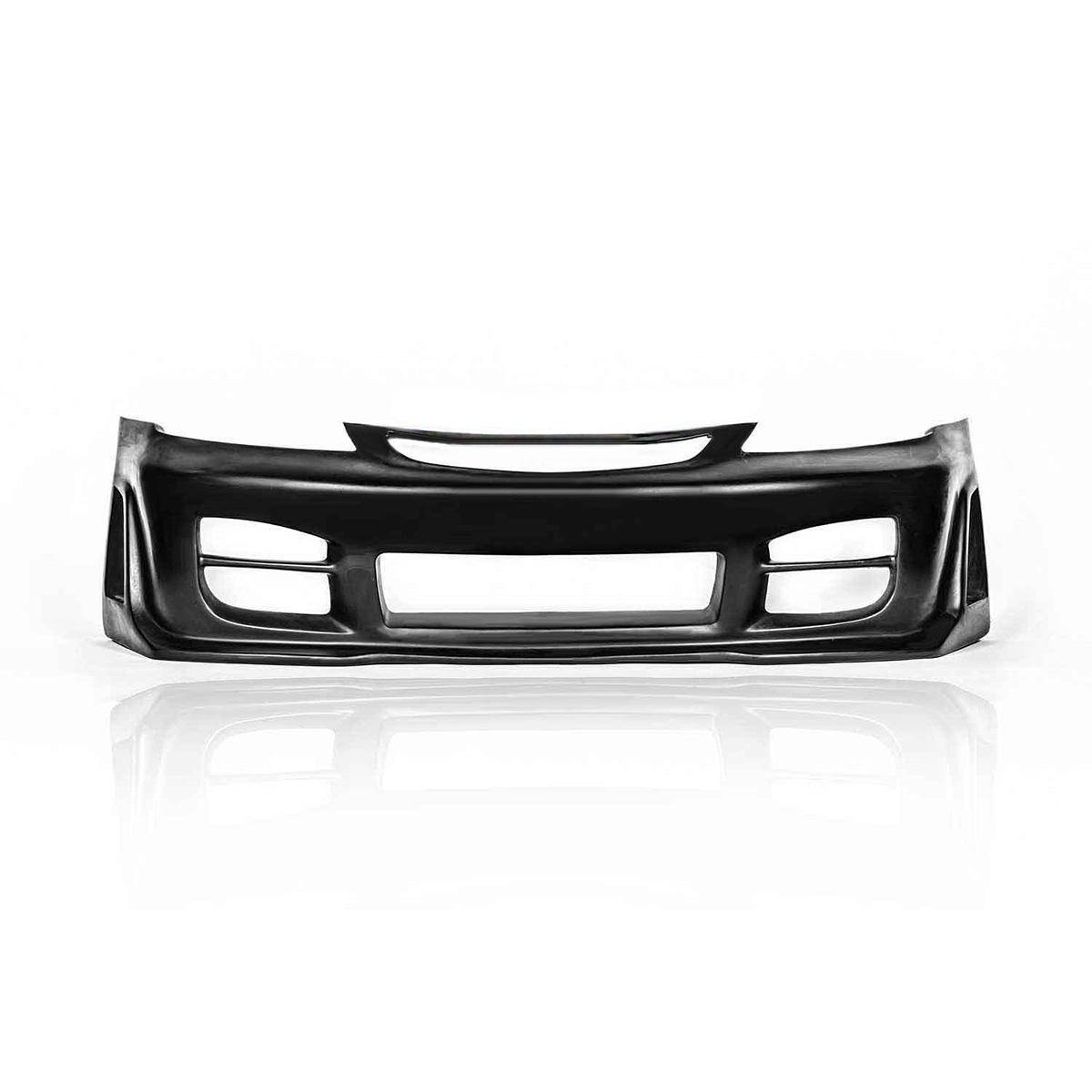 Honda Civic ALL 2001-2003 R34 Style 1 Piece Polyurethane Front Bumper