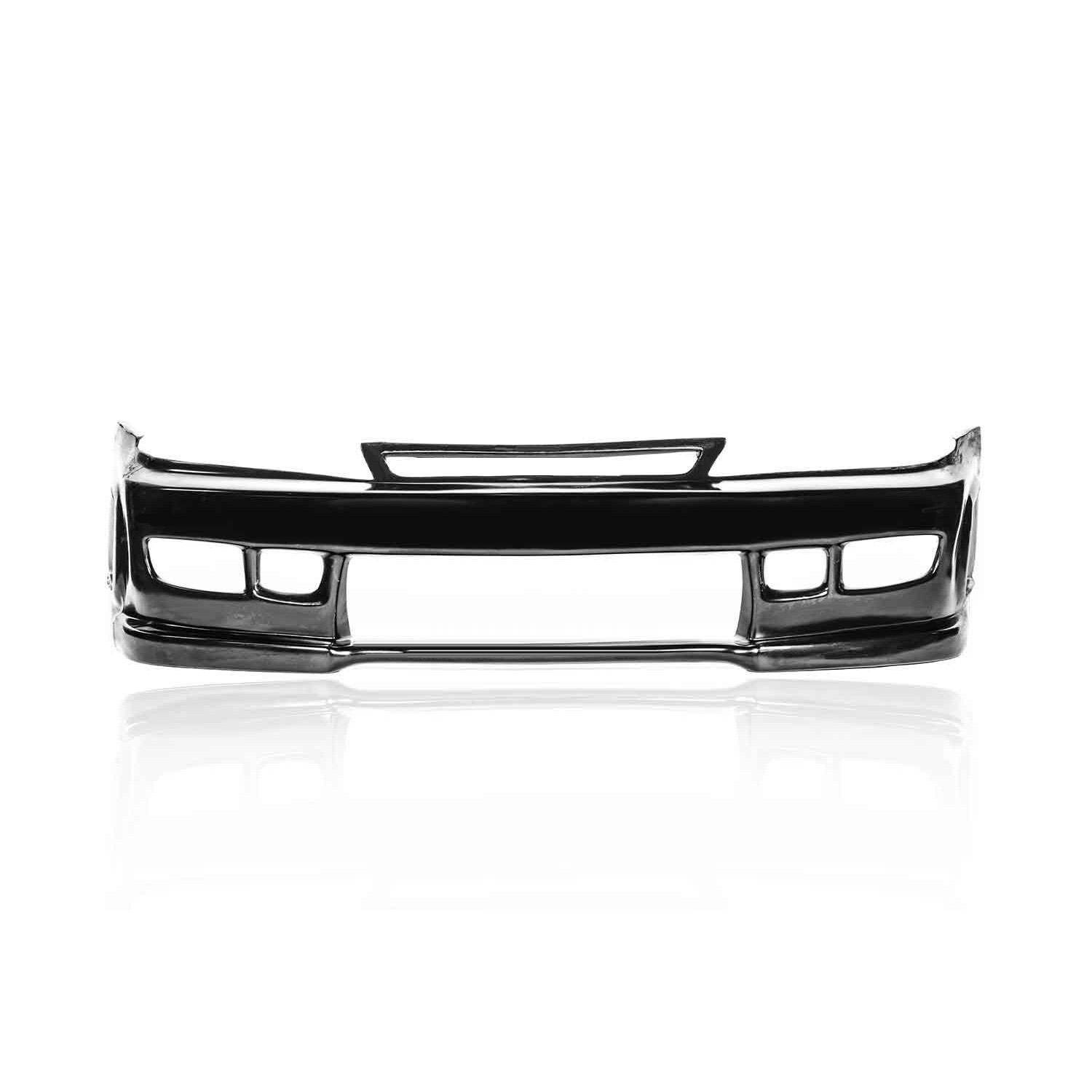 Honda Accord 1994-1997 BW Spec Style 1 Piece Polyurethane Front Bumper
