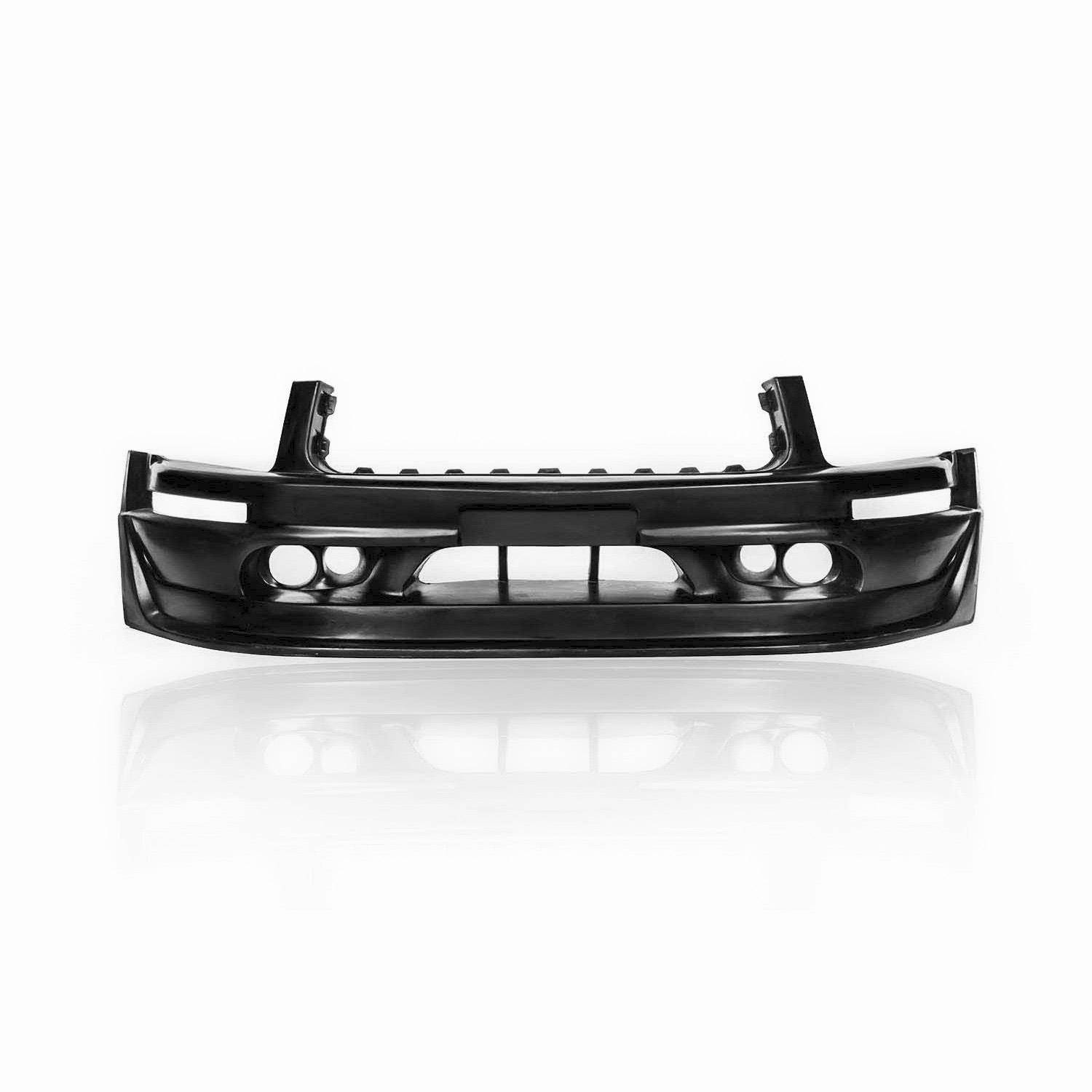 Ford Mustang GT / V8 2005-2009 Cobra R Style 1 Piece Polyurethane Front Bumper