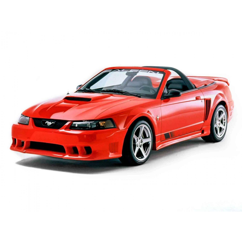 99 Ford Mustang: KBD Body Kits Sallen Style Polyurethane Full Body Kit Fits