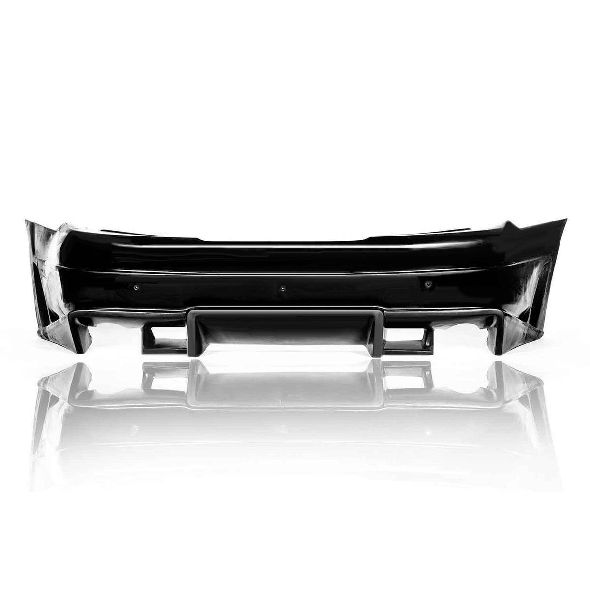 Ford Mustang 1999-2004 V Spec Style 1 Piece Polyurethane Rear Bumper
