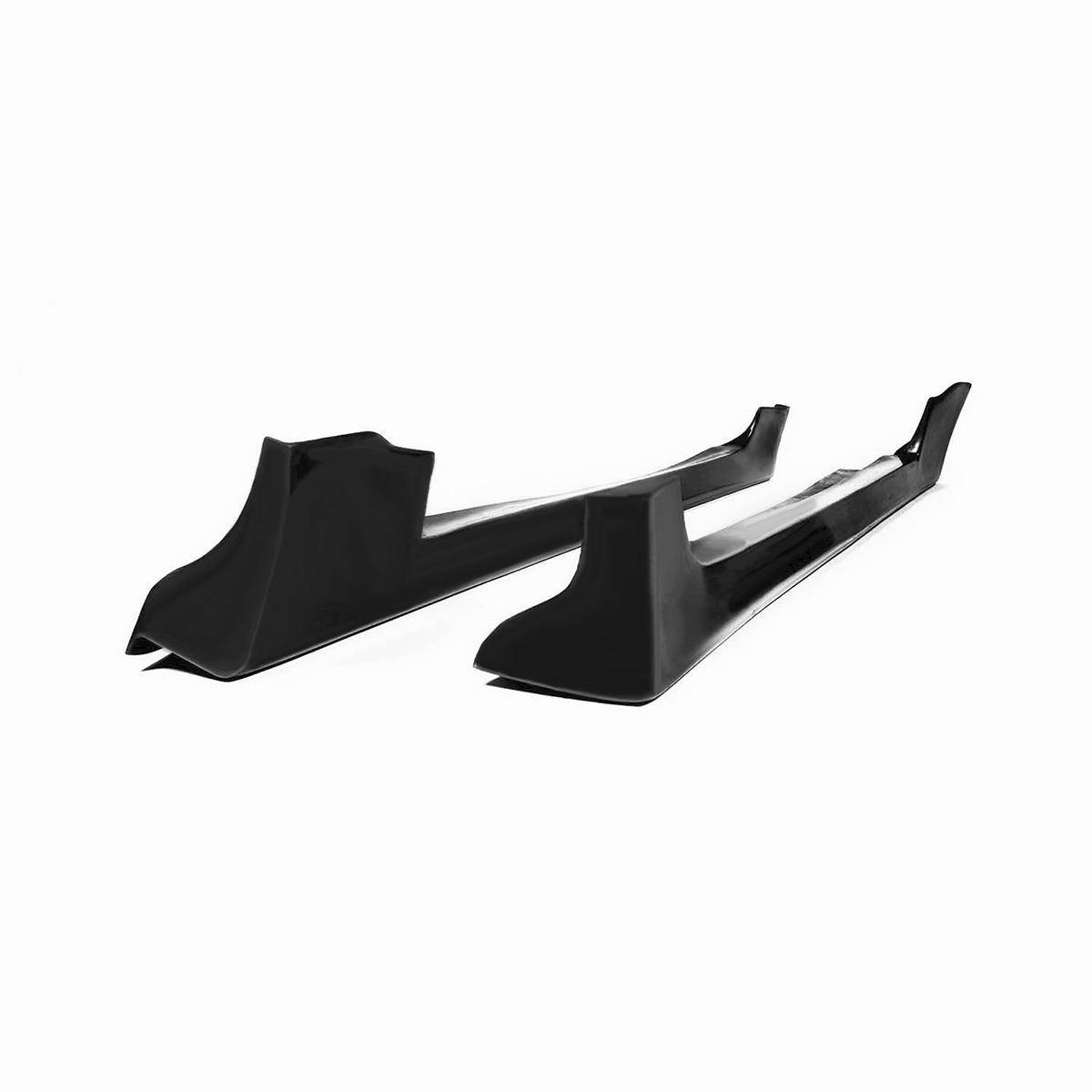 Ford Mustang 1994-1998 Sallen Style 2 Piece Polyurethane Side Skirts - Pair