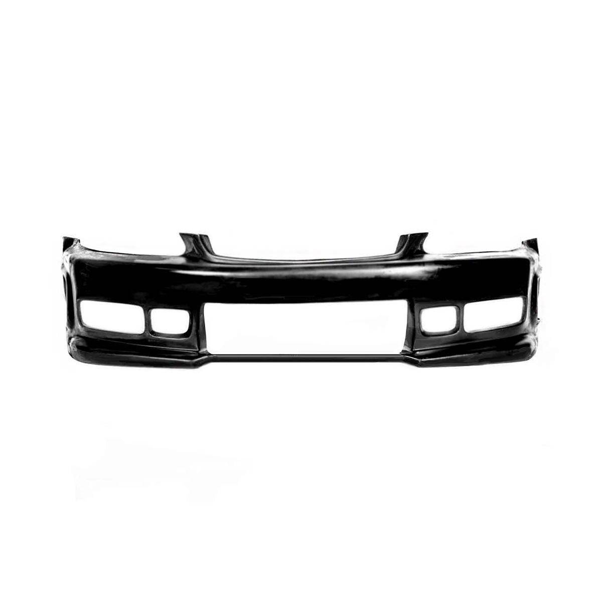 Honda Civic ALL 1999-2000 BW Spec Style 1 Piece Polyurethane Front Bumper