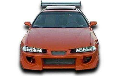 Honda Prelude 1992-1996 Blits Style 1 Piece Polyurethane Front Bumper