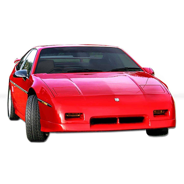 Kbd Body Kits Premier Polyurethane Front Bumper Fits Pontiac Fiero