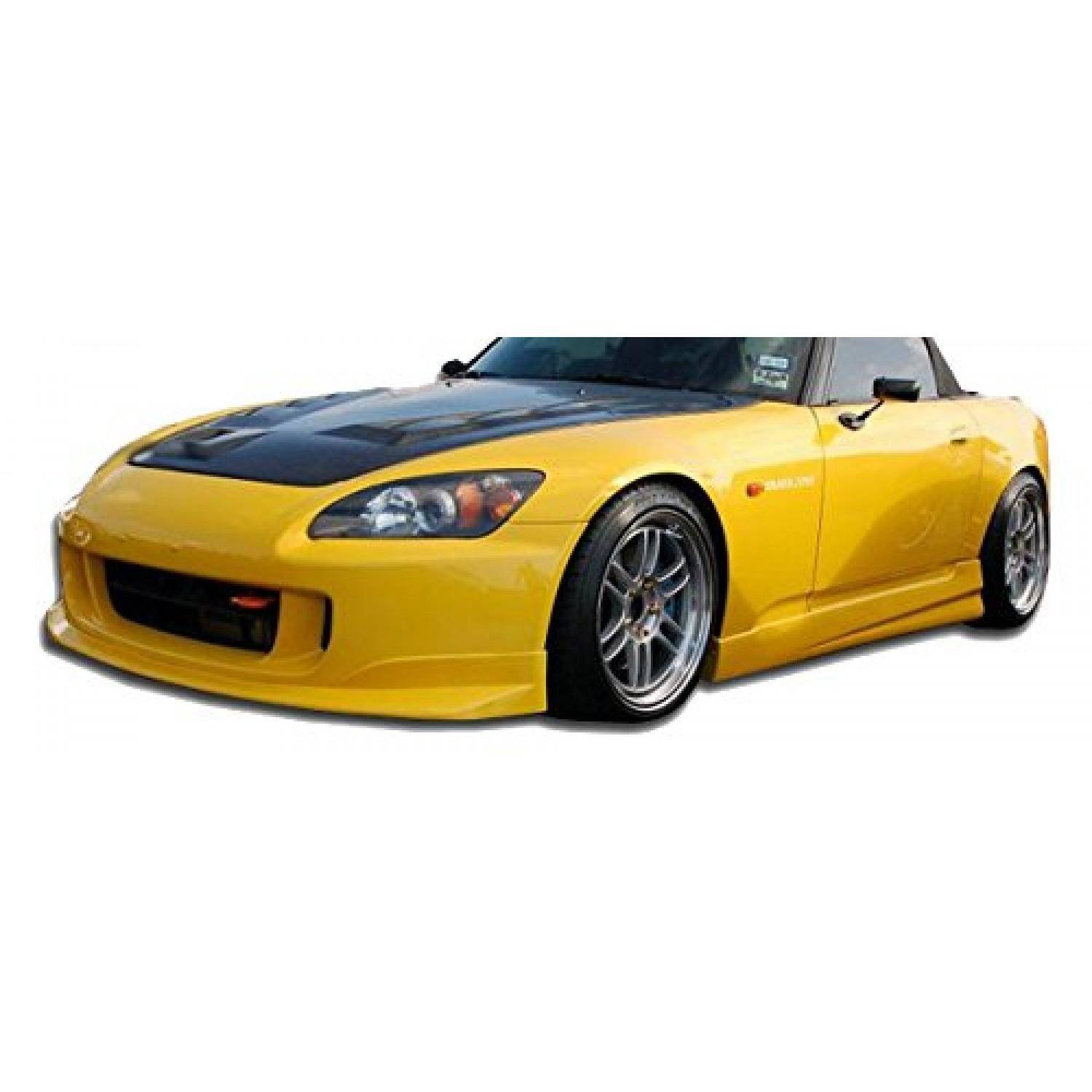 honda s2000 2000 2009 sw spec 2 piece polyurethane side skirts. Black Bedroom Furniture Sets. Home Design Ideas