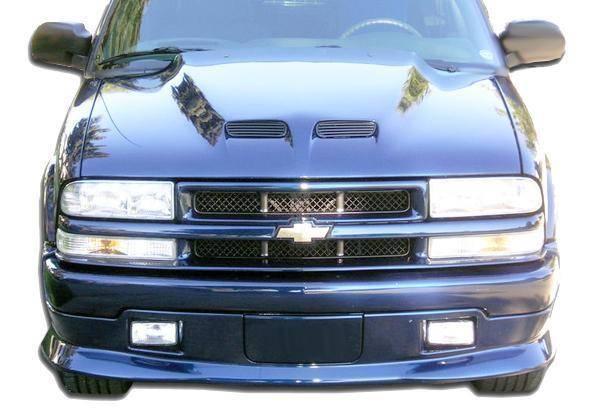 Chevrolet S 10 1994 2004 Chevrolet Blazer 1995 2004 Ex
