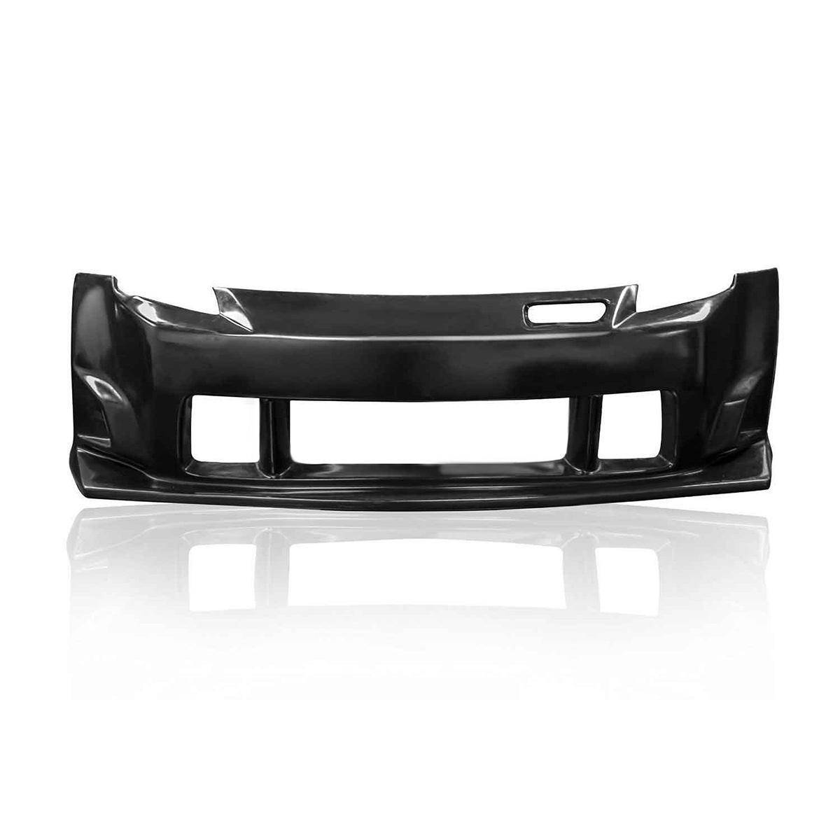 Nissan 350Z 2003-2008 ING Style 1 Piece Polyurethane Front Bumper