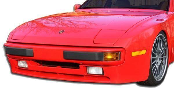 Porsche 944 Non Turbo 1983 1989 Oem Style 1 Piece Polyurethane Front Lip