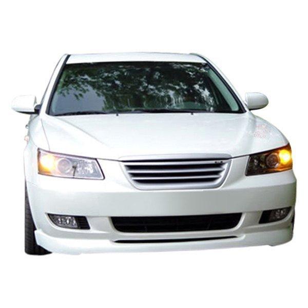 Polyurethane Hyundai Sonata 2006-2008 Front Lips