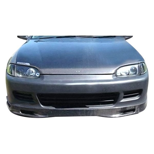 Honda Civic 2DR / 3DR 1992-1995 Spoon Style 1 Piece Polyurethane Front Lip