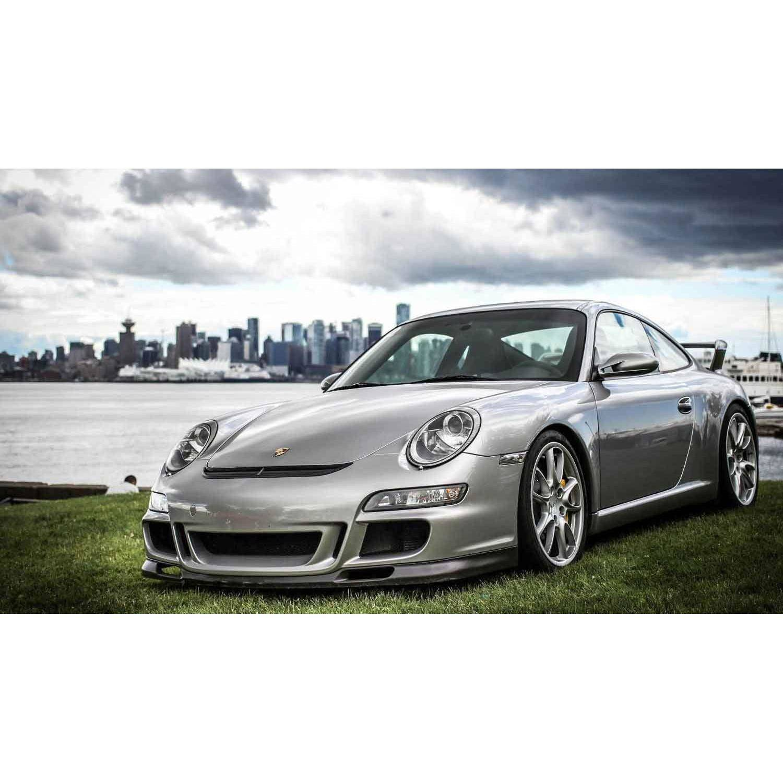Porsche 997 2005-2009 GT 3 Look Style 2 Piece Polyurethane