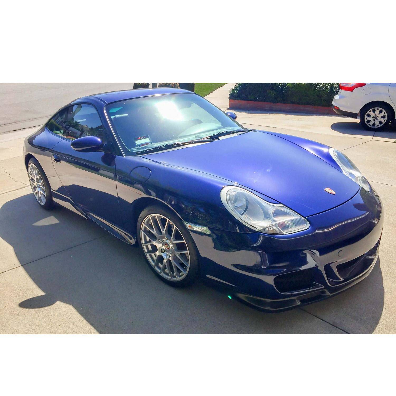 Porsche 996 1999-2001 (Porsche Boxster 1997-2004) GT 3