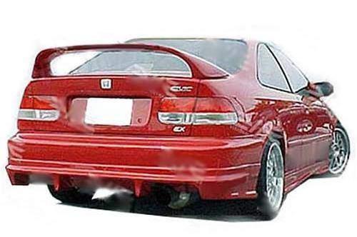 New Bumper Cover For Honda Civic 1996-2000
