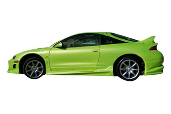 second o mitsubishi side eclipse spyder modp features view gst modified rear left ten