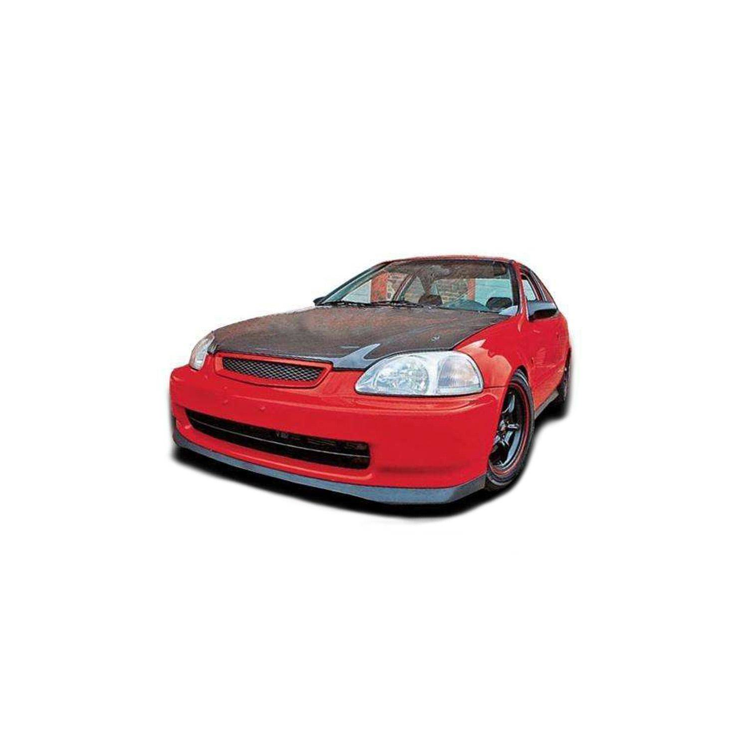 on 1998 Honda Civic Front Lip Bumpers