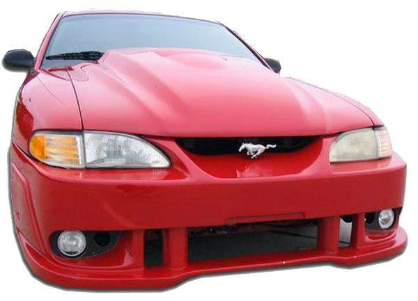 ford mustang 1994 1998 spy 2 style 4 piece polyurethane full body kit. Black Bedroom Furniture Sets. Home Design Ideas