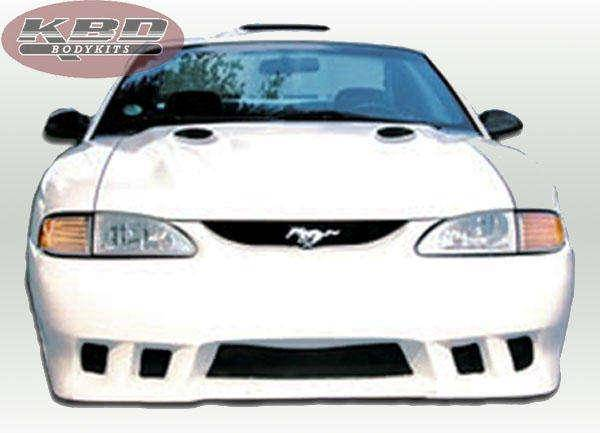 Ford Mustang 1994-1998 Sallen 2 Style 4 Piece Polyurethane Full Body Kit