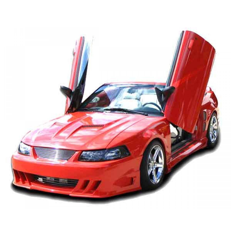 Ford Mustang 1999 2004 Demon Style 1 PC KBD Polyurethane