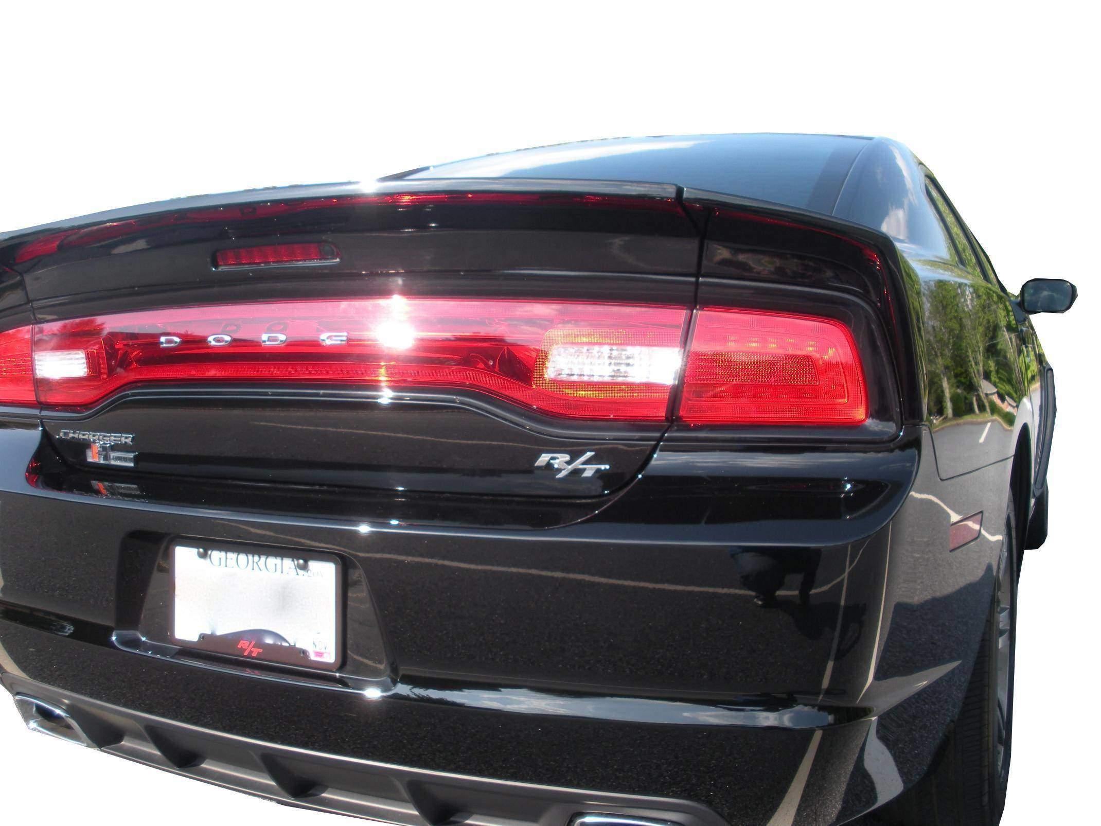 Dodge Charger 2011 2014 Premier Style 3 Piece Polyurethane