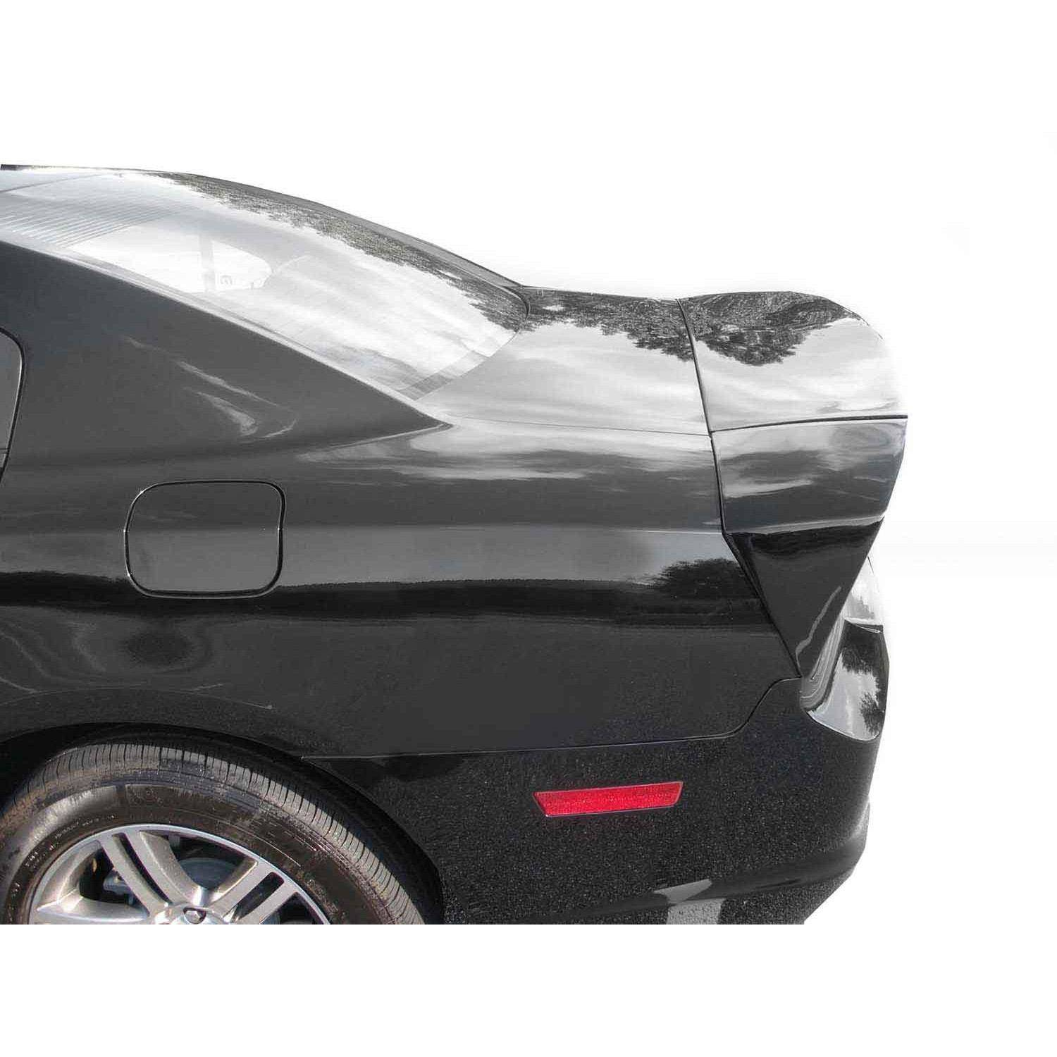 Dodge Charger 2011-2013 Premier Style 3 Piece Polyurethane Rear Wing Spoiler