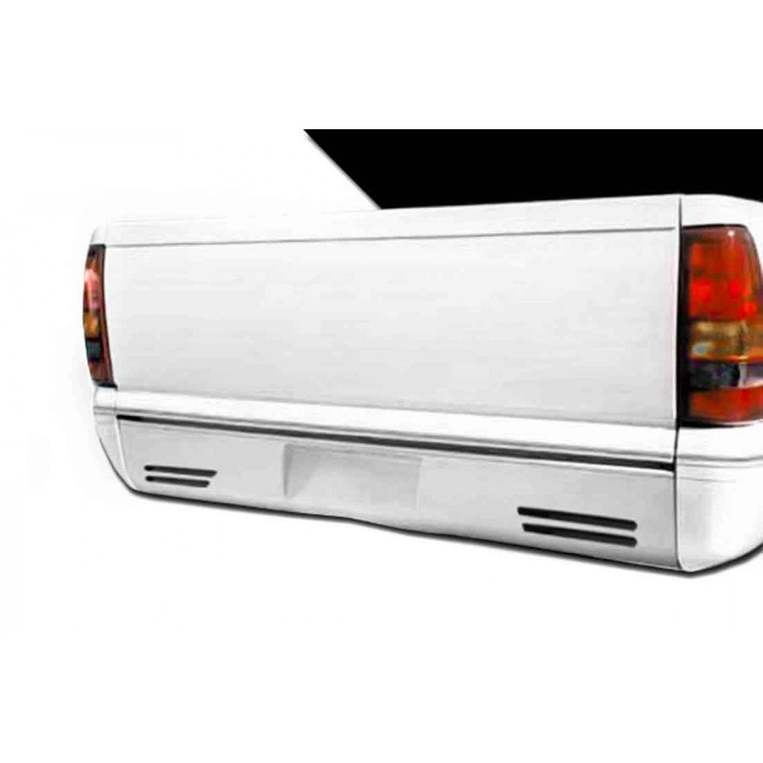 Chevrolet C/K Regular / Standard Cab 1988-1998 C5 Look Style 1 Piece Polyurethane Roll Pan