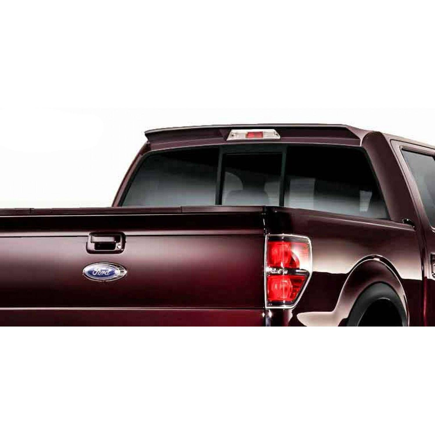 Ford F150 2004-2008 Premier Style 1 Piece Polyurethane Roof Wing Spoiler