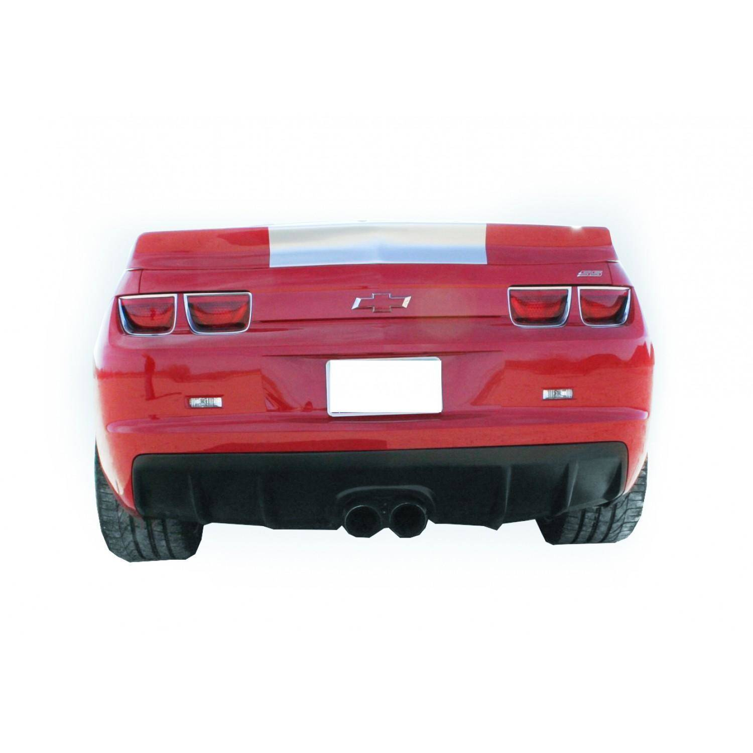 Chevrolet Camaro 2010-2013 Zin Style 4 Piece Polyurethane Full Body Kit