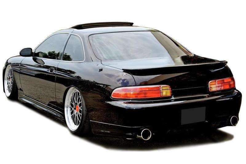 Dodge Dealers In Sc >> Lexus SC SC300 SC400 1992-2000 Aero Craft Style 4 Piece Polyurethane Full Body Kit without Crossbars