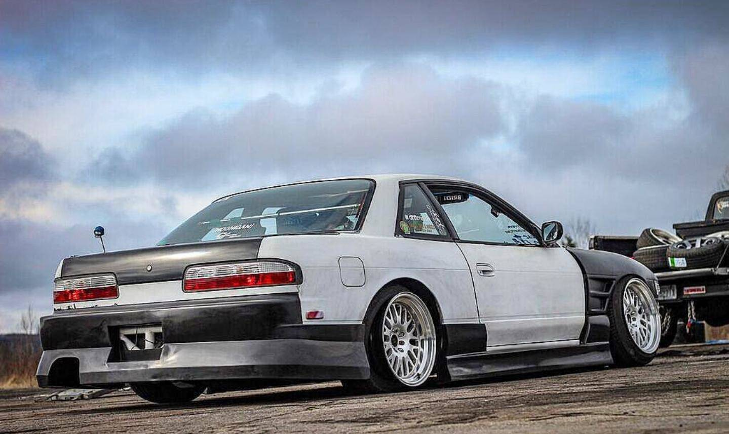 Nissan 240SX S13 Silvia Coupe 1989-1994 Bsport Style 4