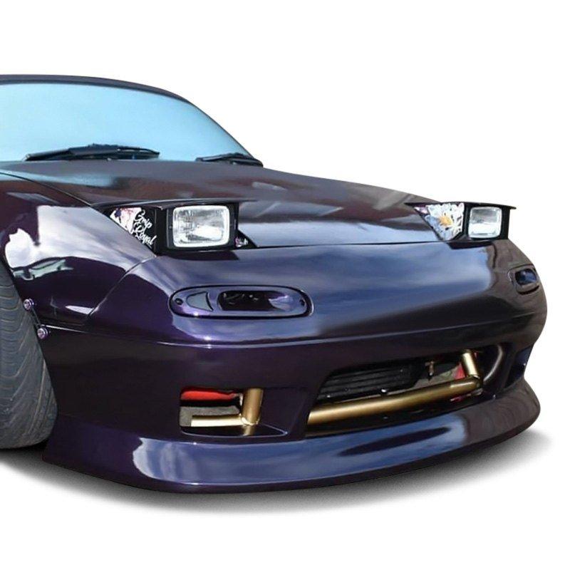 on 1990 Mazda Miata Bumper