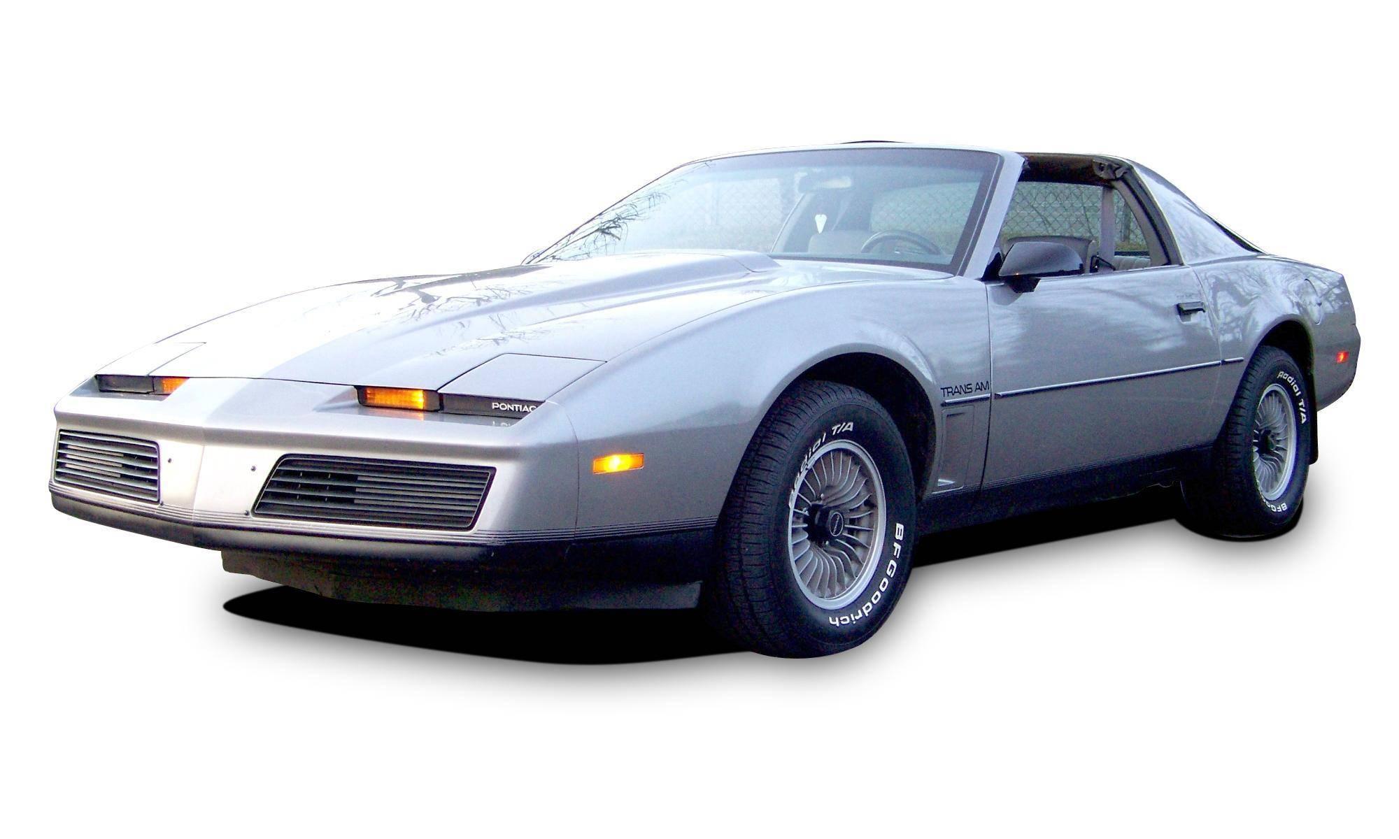 Pontiac Firebird Trans Am 1982 1984 Oe Look Polyurethane 1