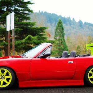 Mazda Miata NA, by miata69boi